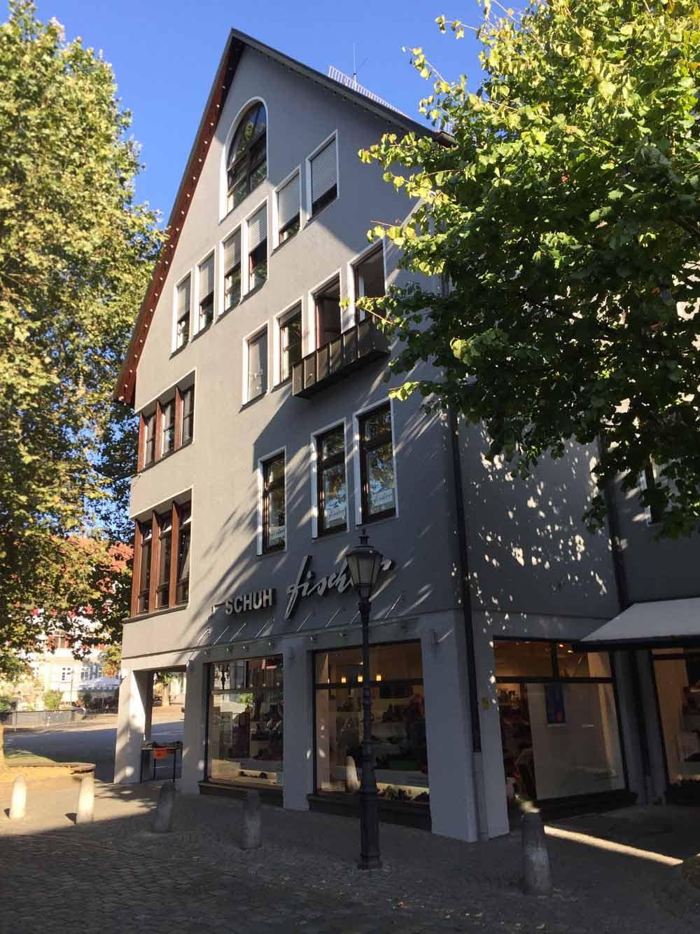 Altbausanierung & Denkmalschutz in Esslingen & Umgebung | Hübsch:Vogt