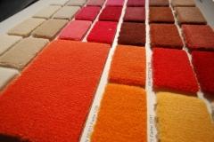 Bodenbelag-Farbenfrische