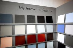 Farbpalette-Polychromie