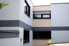 Fassade-Neubau