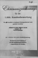Zertifikat-Huebsch-Vogt